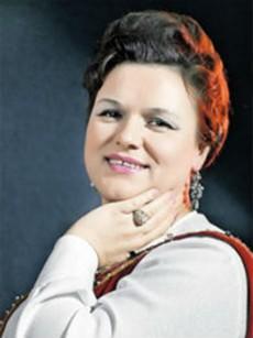 Людмила Зыкина. Певица, которая мечтала летать