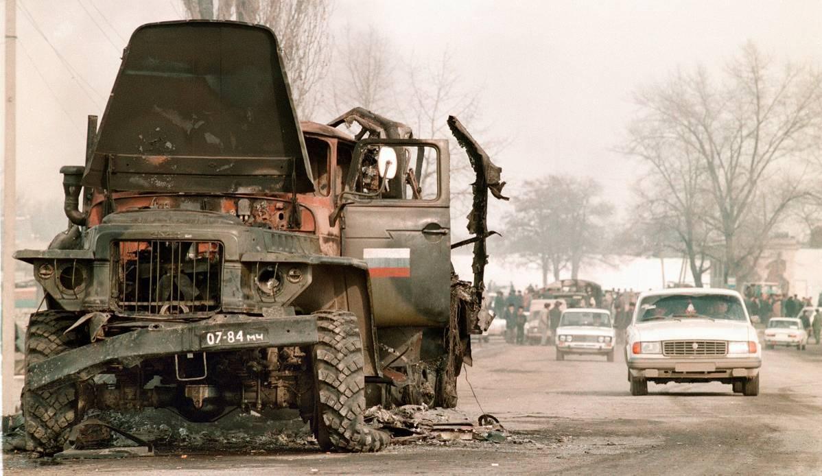 Новогодний «презент»: как штурмовали Грозный 1 января 1995 года