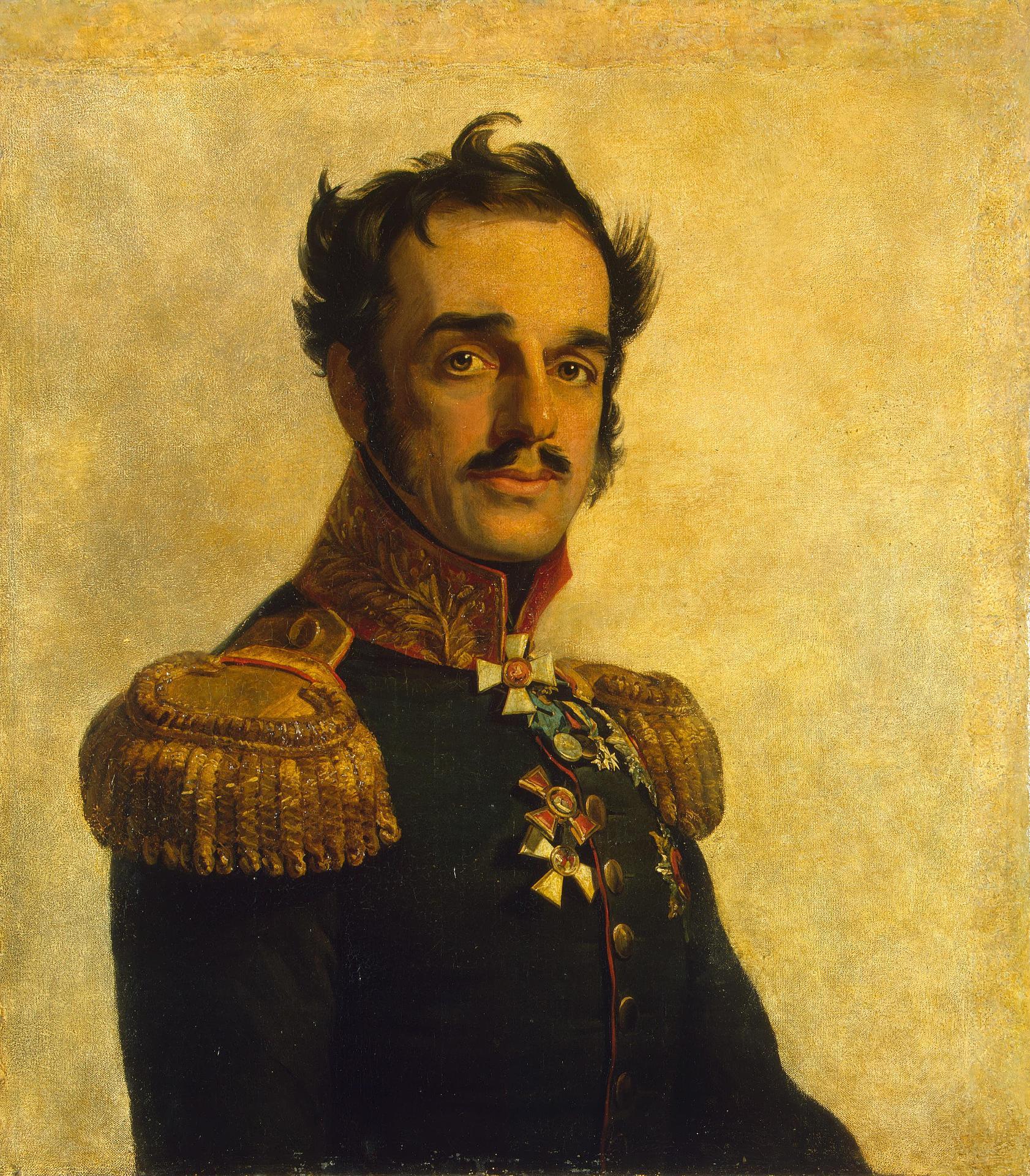 Польская любовь русского Штирлица XIX века