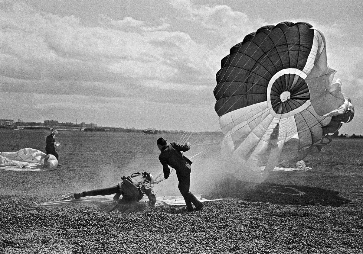 Век русского парашюта