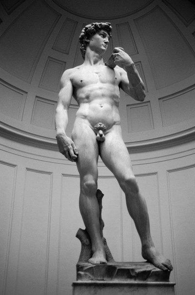 «Давид» Микеланджело. Как рождался шедевр