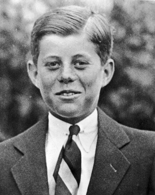 Портреты мировых лидеров задолго до того, как они прославились
