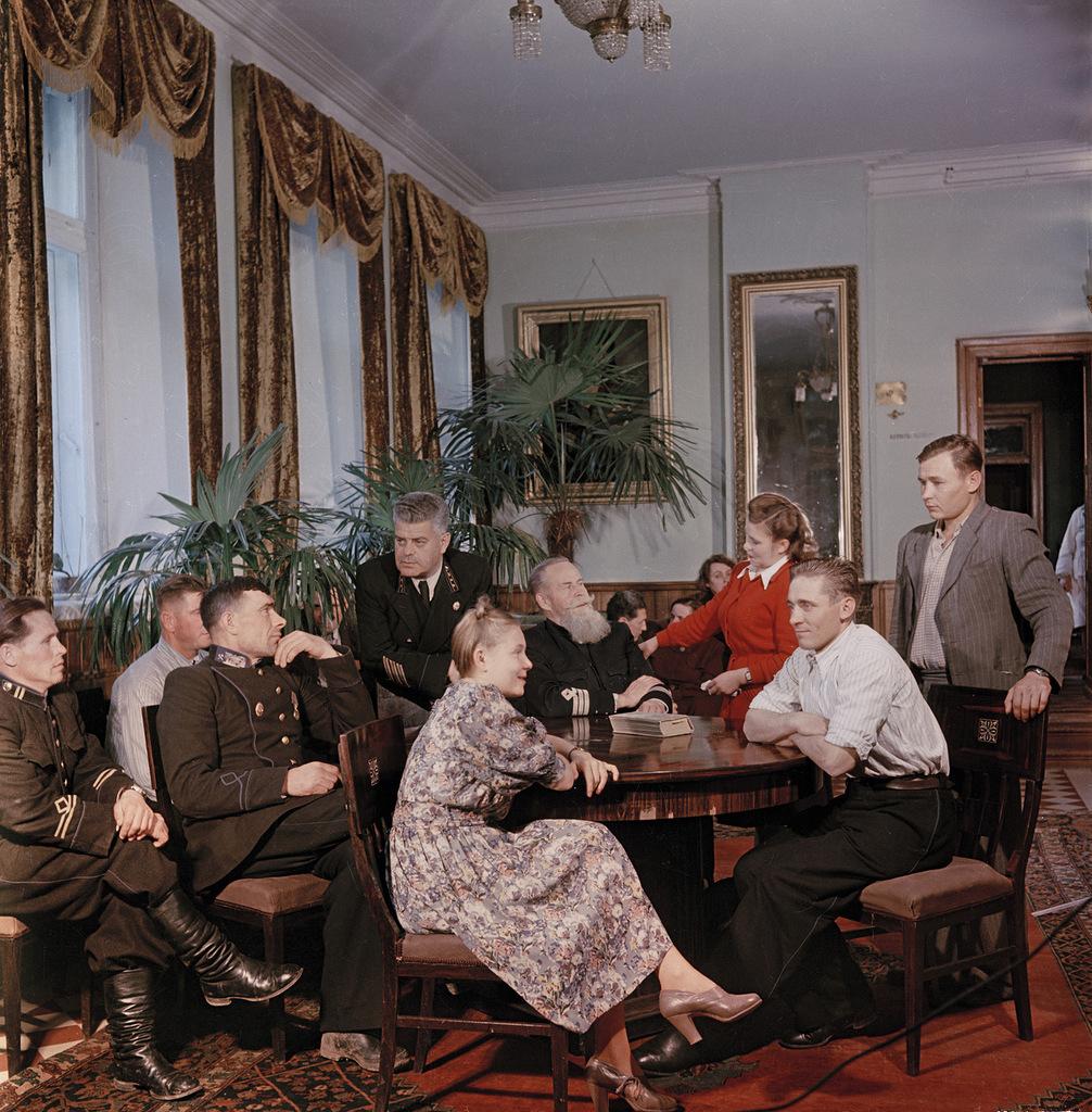 Полные ностальгии яркие советские фотографии