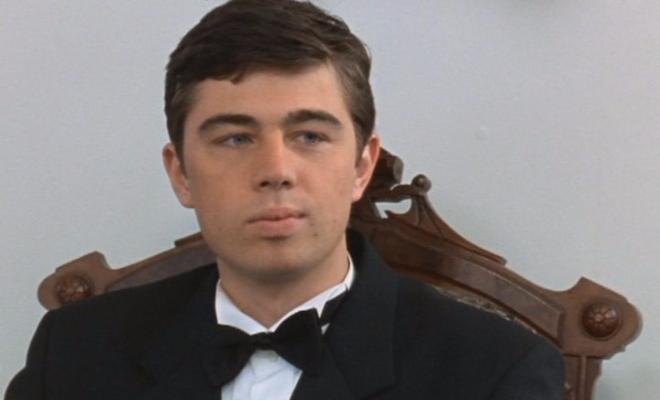 Талантливый актер Сергей Бодров