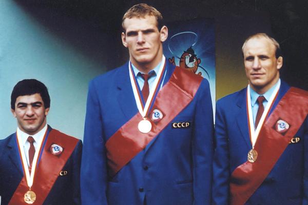 А.Карелин: « Я победил в Чемпионате Мира со сломанными ребрами»