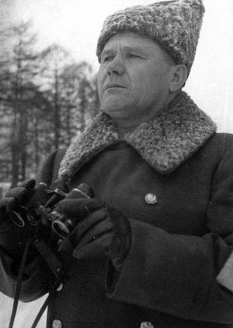 Полководец Андрей Еременко: прирожденный солдат