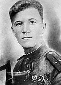 Легендарный снайпер Великой Отечественной войны Николай Галушкин