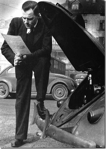 Фердинанд Порше и самый массовый автомобиль