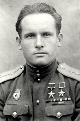 Воздушный снайпер Павел Камозин