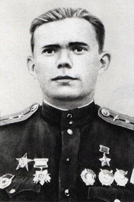 Неутомимый Ас Алексей Решетов
