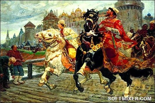 Молодость Иоанна IV Васильевича
