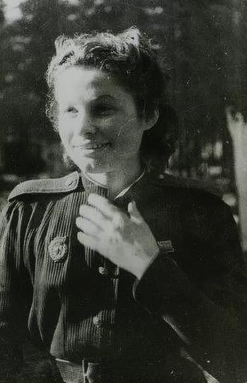 Сестра первого космонавта