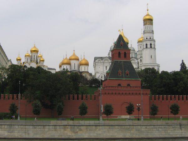 Каменные стражи Кремля