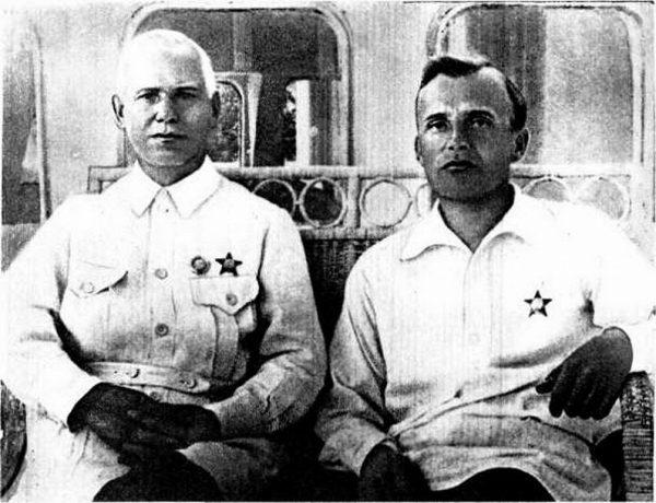 Оружейный мастер Георгий Шпагин