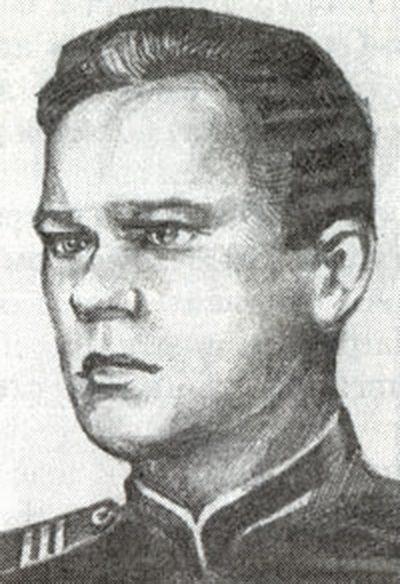 Герой Советского Союза Владимир Максименко