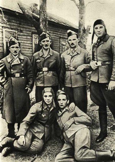 Памяти героической подпольщицы Анны Морозовой