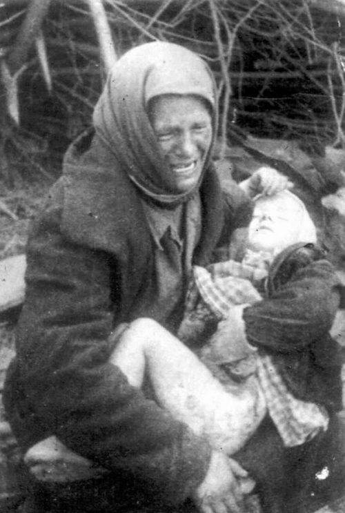 История одной фотографии времен Великой Отечественной войны