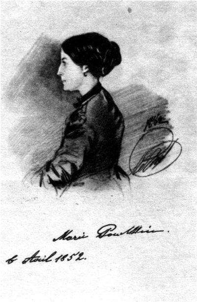 Жизнь и смерть Марии Гартунг, дочери Александра Пушкина