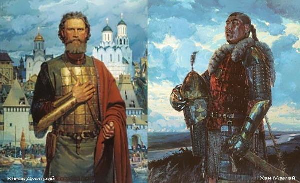 30 лет бесконечных войн Дмитрия Донского