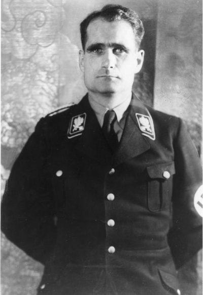 Засекреченная миссия заместителя Гитлера