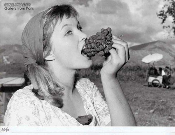 Прекраснейшие фотографии Марины Влади