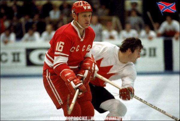 Владимир Петров - легенда Советского хоккея