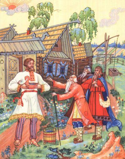 Илья Муромец: богатырь силы и духа