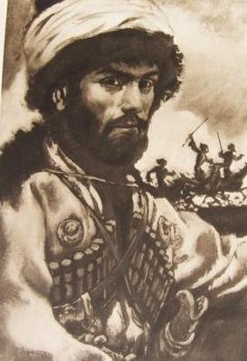 Хаджи-Мурат: «призрачный» горский вождь