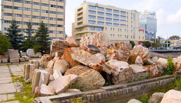 Памятники архитектуры, которые мы потеряли