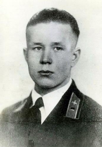 Гроза фашистов Михаил Баранов