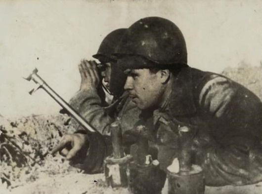 Советские солдаты глазами фашистских генералов