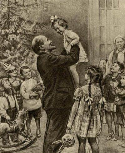 Как советских детей учили любить Ленина