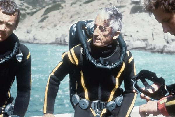 Жак-Ив Кусто - исследователь Мирового океана