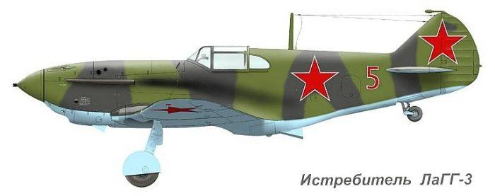 Летчик ас Николай Скоморохов