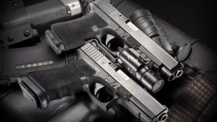 Самые лучшие и известные пистолеты в мире