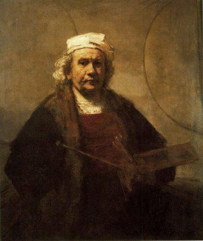«Возвращение блудного сына» прощальная картина Рембрандта