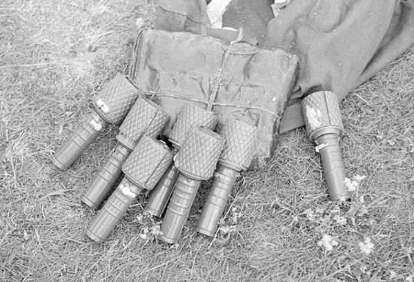 Ручная граната РГД 33