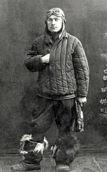 Герой Советского Союза Гвардии майор Шутт