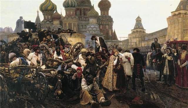Василий Суриков: Страх бездны