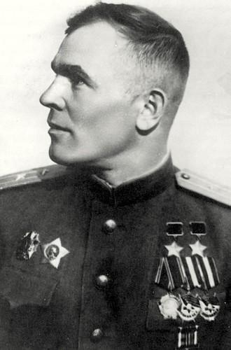 Советский ас Арсений Ворожейкин