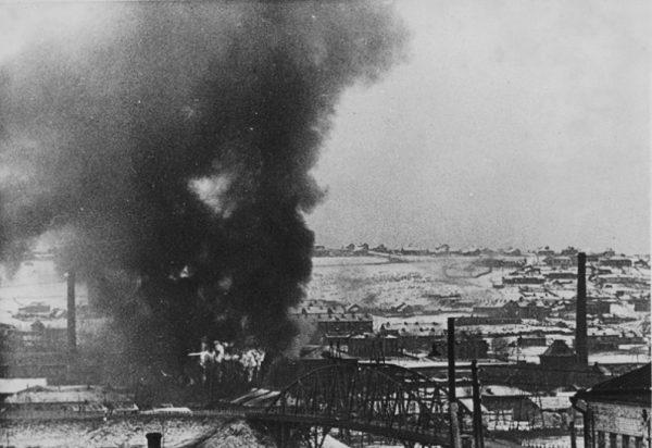 Битва за Москву. Редкие снимки времён Великой Отечественной войны