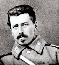 Главный былинник Красной кавалерии