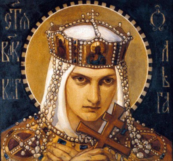 Святые женщины в истории России