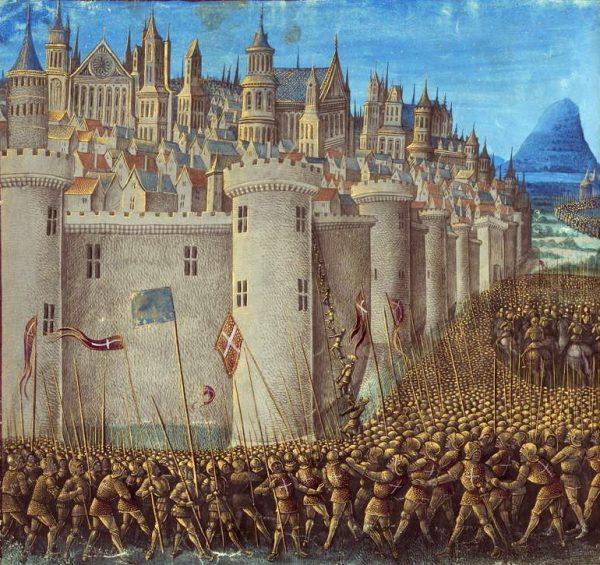 Осада Антиохии