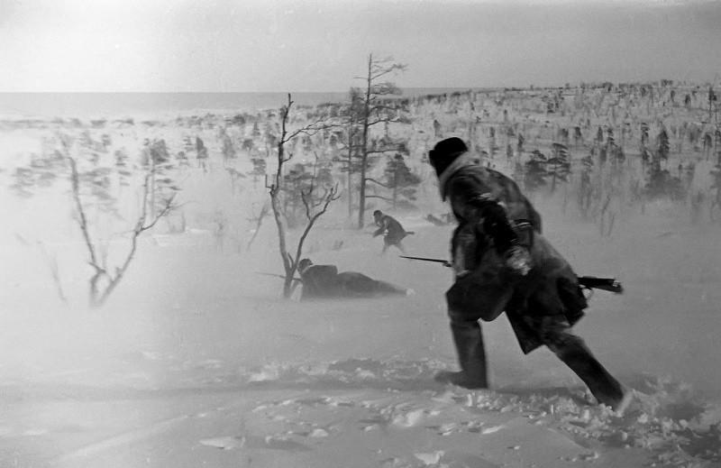 Атака Батальона Славы