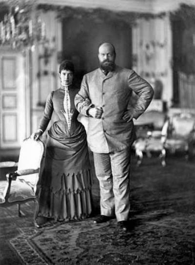 Неизвестный император России