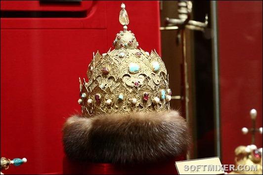 Шапки русской монархии