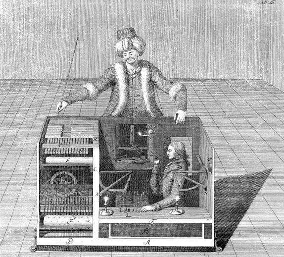 Механический шахматист