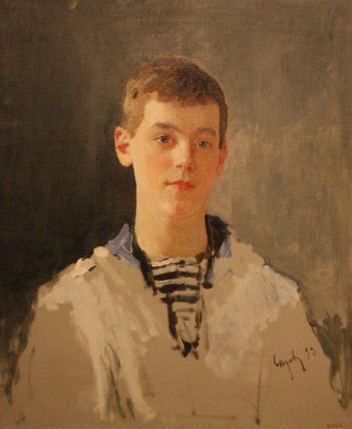 Валентин Серов и портреты Романовых
