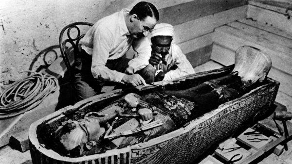 Проклятие фараонов